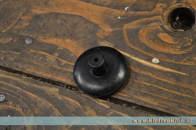 Startmotorkabel doorvoer rubber 3/50-7/79