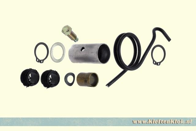 Koppelingsvork installatie set, 16mm 3/50-7/75