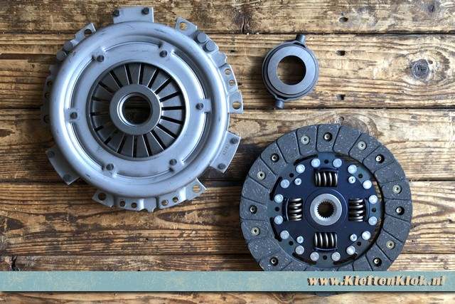Koppelingset, 200mm 1500cc/1600cc 1/63-7/70