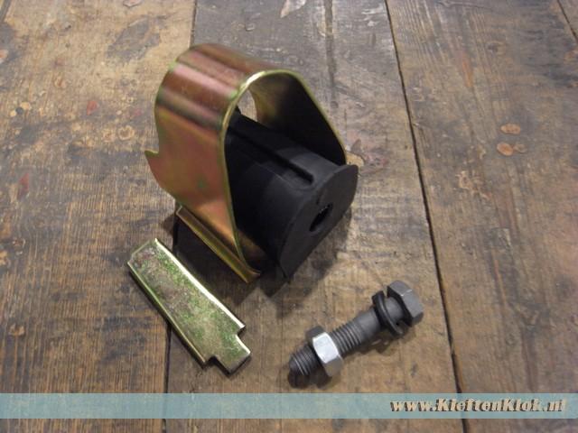 Stabilisatorstang rubber, vooras 8/67-7/79