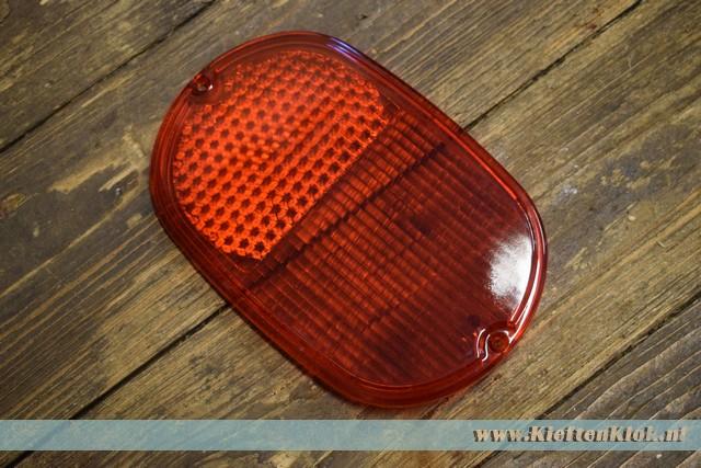 Achterlichtglas 7/61-7/71 USA B-kwaliteit
