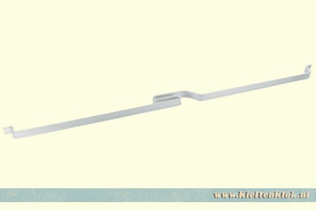 Zijruit gordijnrail, westfalia 9/64-7/67