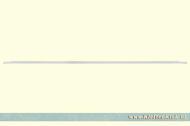 Achterruit gordijnrail onderzijde, Westfalia 8/67-7/79