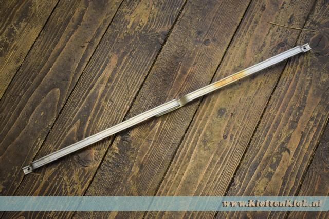 Zijruit gordijnrail, westfalia 9/64-7/67 gebruikt