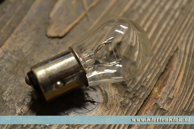 Lamp 12v 21/5 Watt BAY15d