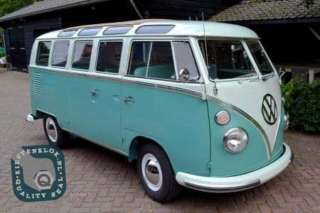 21 WINDOW SAMBA volkswagen