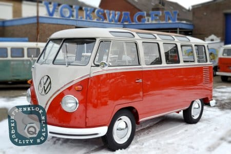 23 WINDOW SAMBA FROM 1961 volkswagen